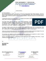 CARTA_PRESENTACION  MINERA HUDBAY-_IMSISA