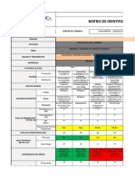 FT-SST-025_V1 Matriz de identificación de peligros y valoracion de riesgos