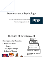 2 Theories of Development