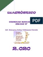 DIAGNÓSTICO 2020