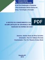 2019 - Dissertação - NORMA ISO 30401.pdf
