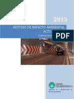 Estudio de Impacto Ambiental- Concesión Vial Aburrá-Oriente, Antioquia - Colombia