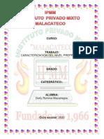 CARACTERIZACIÓN DEL NIVEL PREPRIMARIO.docx