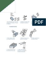 Instrucciones fabricación juguetes cartón