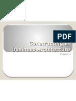 E-business Architecture