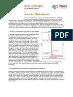 Five Ways to Reduce Arc Flash Hazards