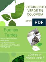 MERCADOS VERDES-presentación Power Point