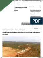convenio pecuaria indigena roraima