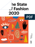 The State of Fashion 2020