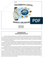PLANEJAMENTO ANUAL- ENSINO RELIGIOSO - 2020