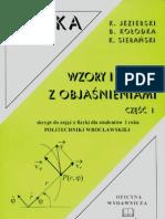 Fizyka Wzory I Prawa z objaśnieniami, Jezierski, Kołodka, Sierański cz.1