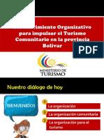 Turismo y Organización Comunitaria