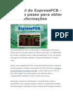 Tutorial do ExpressPCB Free