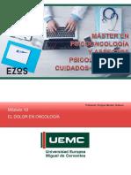 Módulo 10 El Dolor en Oncología.pdf