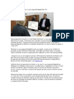 Românii vor avea buletine cu cip şi amprentă digitală din 2011