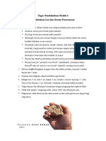Tugas Pendahuluan Modul 4 Pendedahan Zat dan Sistem Pencernaan v.3