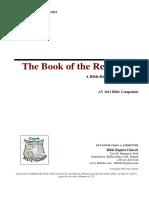The Book of Revelation Study Student Intro