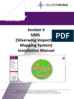 Floormap Manual Section 3 SIMS Software Installation