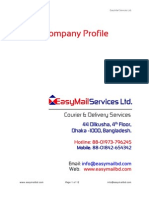 EasyMail Services Ltd. Company Profile