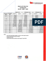 price list PVC 270418-1