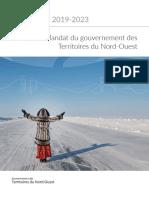 Mandat du gouvernement des Territoires du Nord-Ouest