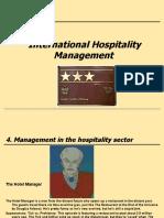 Hospitality Management Part 2