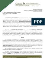 JUICIO DE JURISDICCION VOLUNTARIA ALEJANDRO CARREON IBAÑEZ  TEMAZCAL