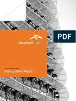 AnnualReport2009_Arcelor_Mittal