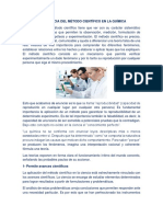 IMPORTANCIA DEL MÉTODO CIENTÍFICO EN LA QUÍMICA.docx
