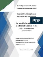 Admon de Redes, Comprension lectora ACTB, 09-10