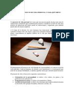 Qué es un proyecto de vida y para qué sirve.pdf