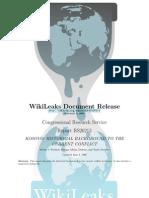 Wikileaks Kosovo
