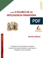LOS 4 PILARES DE LA INTELIGENCIA FINANCIERA