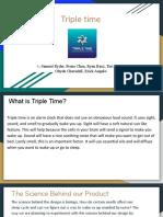 triple time333