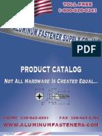 Aluminum Fasteners Catalog