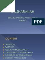 136440_UIB2612 1630 LECTURE 7 Musharakah