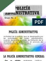 POLICÍA-ADMINISTRATIVA
