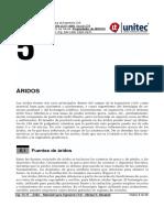 Cap. 10 - Proporciones en volumen suelto