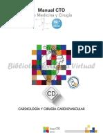 Manual CTO Cardiología, 10ma Ed. 2018