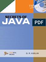 Secrets of Java