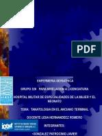 tanatologia-ppt