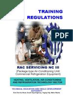 TR - RAC Servicing (PACU-CRE) NC III.doc