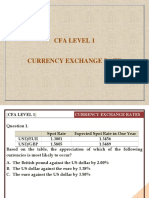 CURRENCY EXCHANGE RATE AND INTERNATIONAL TRADE AND CAPITAL FLOWS