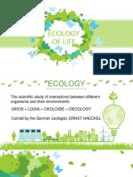 ECOLOGY OF LIFE