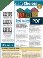 Mortgage Brokers Australia - Spring Newsletter 2008