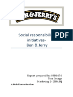 Ben and Jerry Final Copy