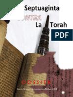 La Septuaginta Contra La Torah -Dossier