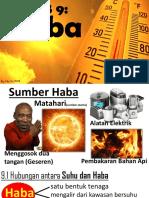 Bab 9 Haba