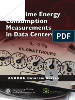 (ASHRAE datacom series bk. 9) American Society of Heating Refrigerating and Air-Conditioning Engineers - Real-time energy consumption measurements in data centers-American Society of Heating, Refriger.pdf