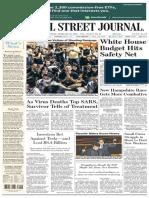 华尔街日报-2020-02-10